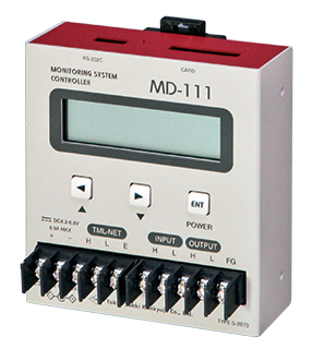 Network Measurement System / Monitoring System Controller MD-111
