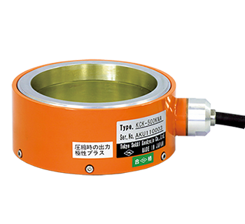 KCK-NA Center-hole type Compression Load Cell